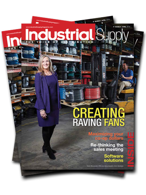 Industrial Supply Magazine Omni Services