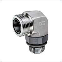 Soft Seal O-Ring Face Seal Tube Fittings