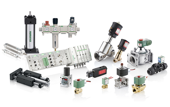 ASCO Solenoid Valves and Valve Products